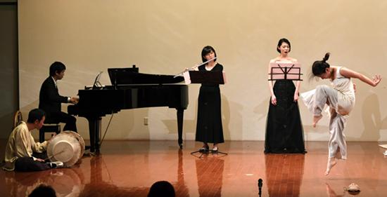 東九条音楽祭開催
